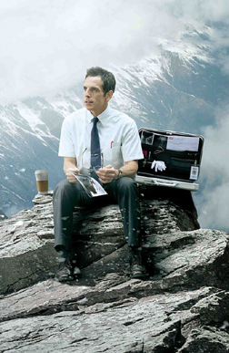 The Secret Life Of Walter Mitty (english) - cast, music, director, release date