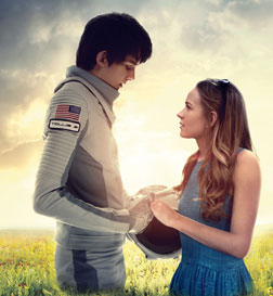 The Space Between Us (english) - cast, music, director, release date
