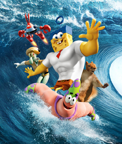 The Sponge Bob Movie: Sponge Out Of Water (3D) (english) - cast, music, director, release date
