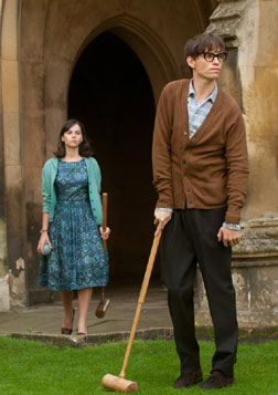 The Theory Of Everything (english) - cast, music, director, release date