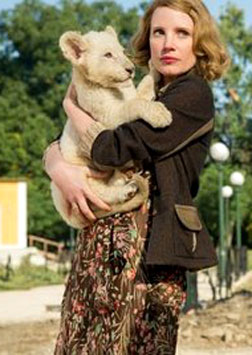 The Zookeeper`s Wife (english) - cast, music, director, release date