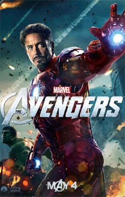The Avengers (english) - cast, music, director, release date