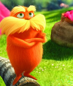 The Lorax (3D) (english) reviews