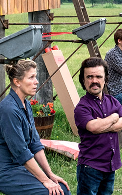 Three Billboards Outside Ebbing-Missouri (english) - show timings, theatres list
