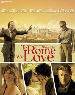 To Rome With Love (english) - cast, music, director, release date