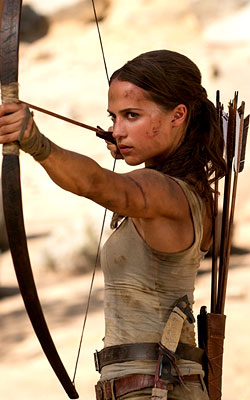 Tomb Raider (english) - show timings, theatres list