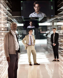 Transcendence (english) - cast, music, director, release date