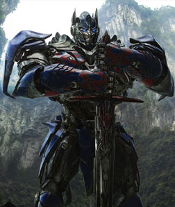 Transformers: Age Of Extinction (english) - cast, music, director, release date