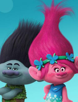 Trolls (english) - cast, music, director, release date
