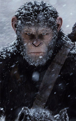 War for the Planet of the Apes (english) - show timings, theatres list