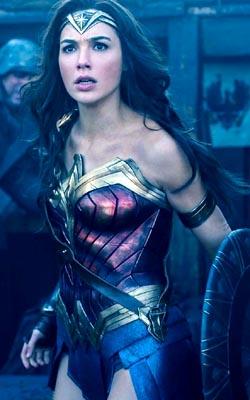 Wonder Woman 1984 (english) - cast, music, director, release date