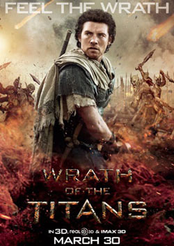 Wrath Of The Titans (english) - cast, music, director, release date