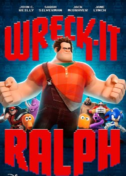 Wreck-It Ralph (3D) (english) reviews