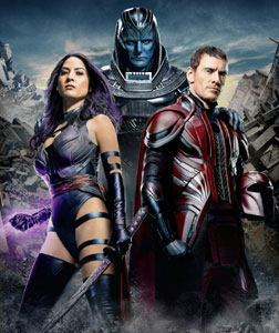 X-Men: Apocalypse (english) - cast, music, director, release date