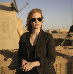 Zero Dark Thirty (english) - cast, music, director, release date