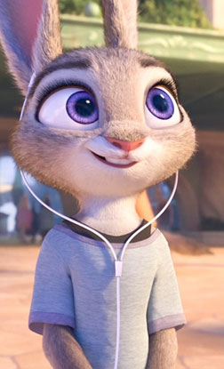 Zootopia (3D) (english) - cast, music, director, release date