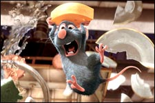Ratatouille (english) reviews