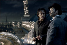 Sherlock Holmes 2: A Game Of Shadows (english) reviews