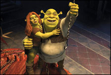 Shrek Forever After - 3D