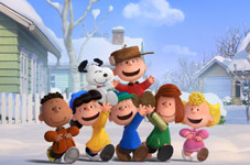 Snoopy and Charlie Brown: The Peanuts Movie (3D)