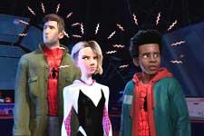 Spider-Man: Into The Spider-Verse (Telugu)