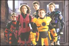 Spy Kids 3D - Game Over (english) - cast, music, director, release date