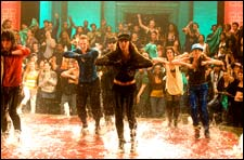 Step Up - 3D (english) - cast, music, director, release date