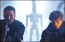 Terminator Salvation (english) - cast, music, director, release date