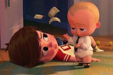 The Boss Baby (3D)