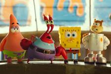 The Sponge Bob Movie: Sponge Out Of Water (3D)