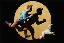 The Adventures Of Tintin (3D) (english) - cast, music, director, release date