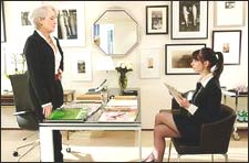 The Devil Wears Prada (english) - cast, music, director, release date
