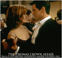 The Thomas Crown Affair (english) - cast, music, director, release date