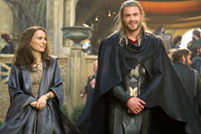 Thor: The Dark World 3D (Telugu)