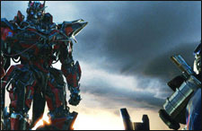 Transformers 3 - Dark Of The Moon (english) - cast, music, director, release date