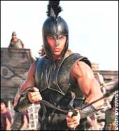 Troy (english) - cast, music, director, release date