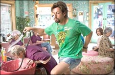 You Don't Mess With The Zohan (english) - show timings, theatres list