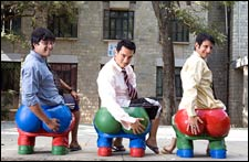 3 Idiots (hindi) - cast, music, director, release date