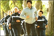 Chak De India (hindi) - cast, music, director, release date
