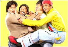 Dhamaal (hindi) - cast, music, director, release date