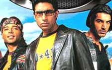 Dhoom (hindi) reviews