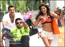 Dostana (hindi) - cast, music, director, release date