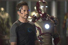 Iron Man 3 (Hindi)