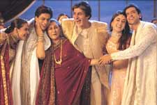 Kabhi Khushi Kabhi Gham (hindi) - cast, music, director, release date