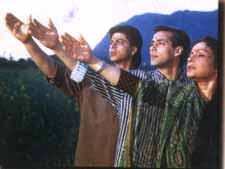 Karan Arjun (hindi) - cast, music, director, release date