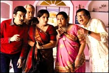 Khichdi - The Movie (hindi) - cast, music, director, release date