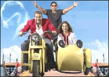Lage Raho Munna Bhai (hindi) reviews