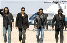 Mission Istaanbul (hindi) - cast, music, director, release date