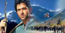Mission Kashmir (hindi) - cast, music, director, release date
