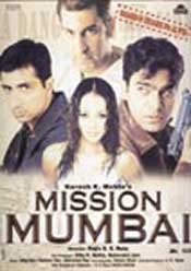 Mission Mumbai (hindi) - cast, music, director, release date